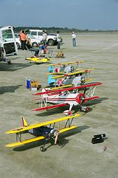 BiPlanes...parked